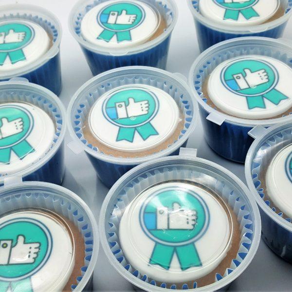 Logo Cupcake Pot