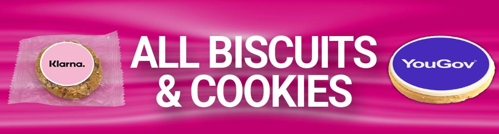 Corporate Branded Merchandise Biscuits Cookies