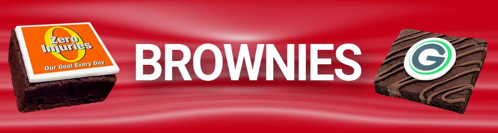 Logo Branded Brownies