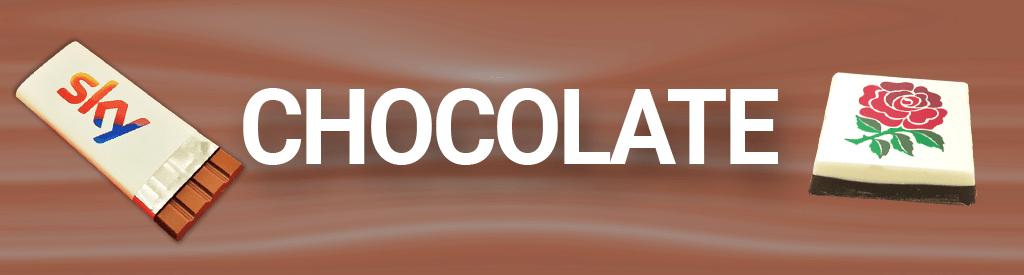Logo Branded Chocolate