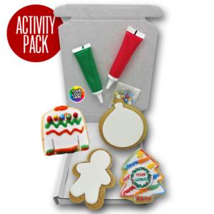 Christmas Deco Pack Brownie Logo Branded