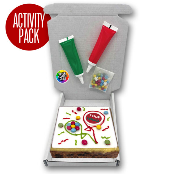 Cake decorating pack