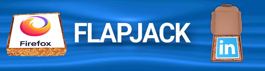 Logo Branded Flapjack