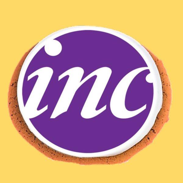 8cm Corporate Biscuits