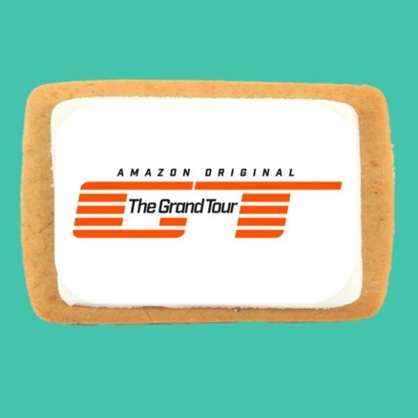 Logo Branded Biscuit
