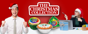 The Christmas Collection product collage