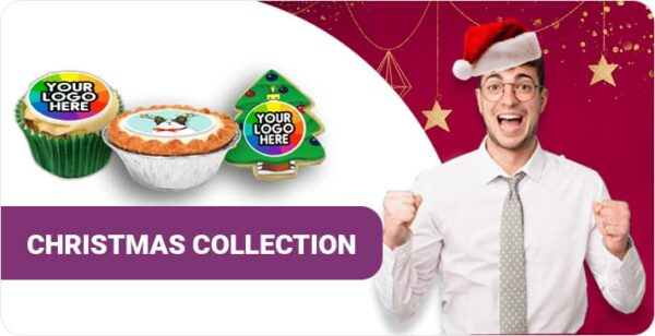 Eat My Logo christmas collection CTA